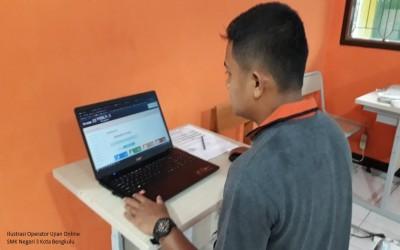 Pelaksanaan UJIAN AKHIR SEMESTER online 2020 semester ganjil